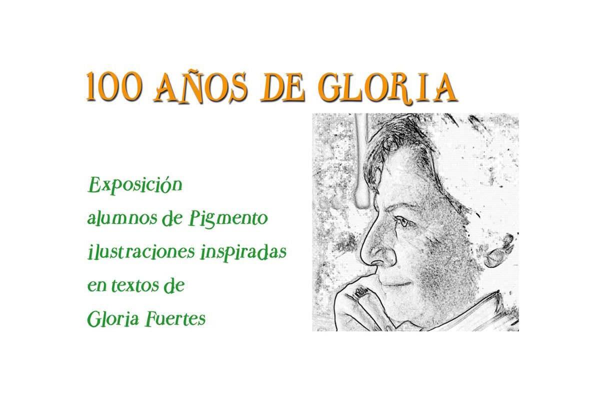 100 años de Gloria - Pigmento Espacio Creativo