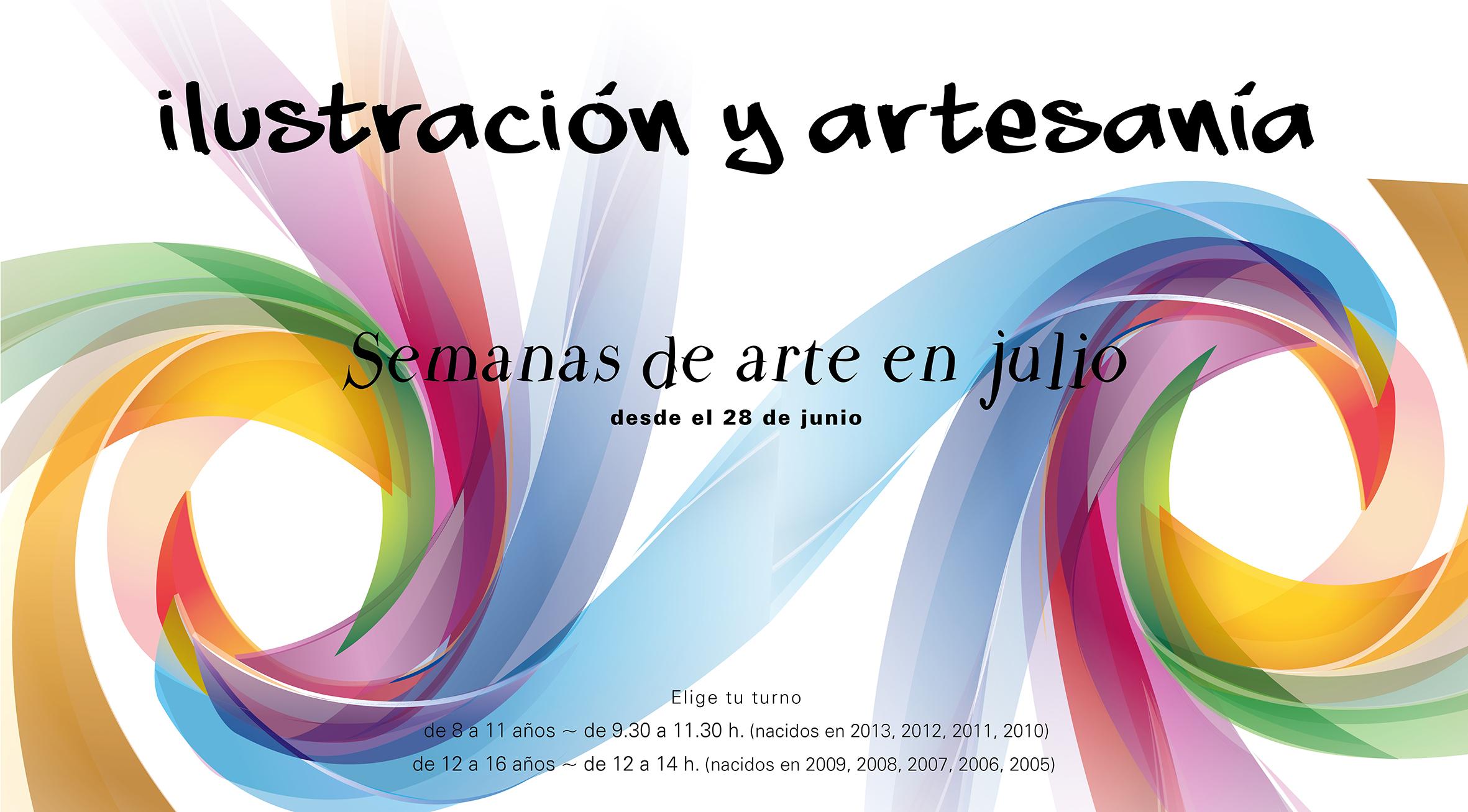 Pigmento Espacio Creativo - Semanas de Arte - Campamento Logroño